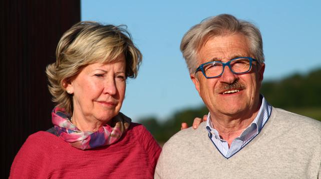 Anna e Roberto Lechiancole