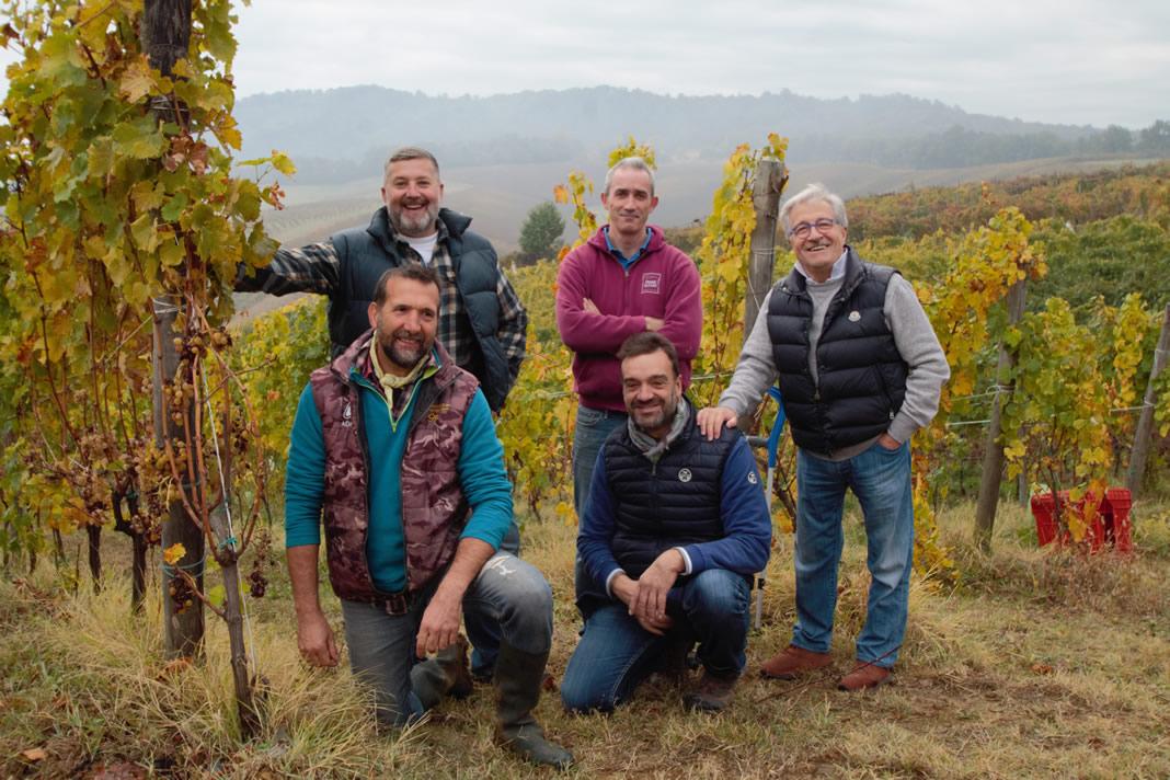 Terra e Uomini in Vigna e in cantina Prime Alture Winery
