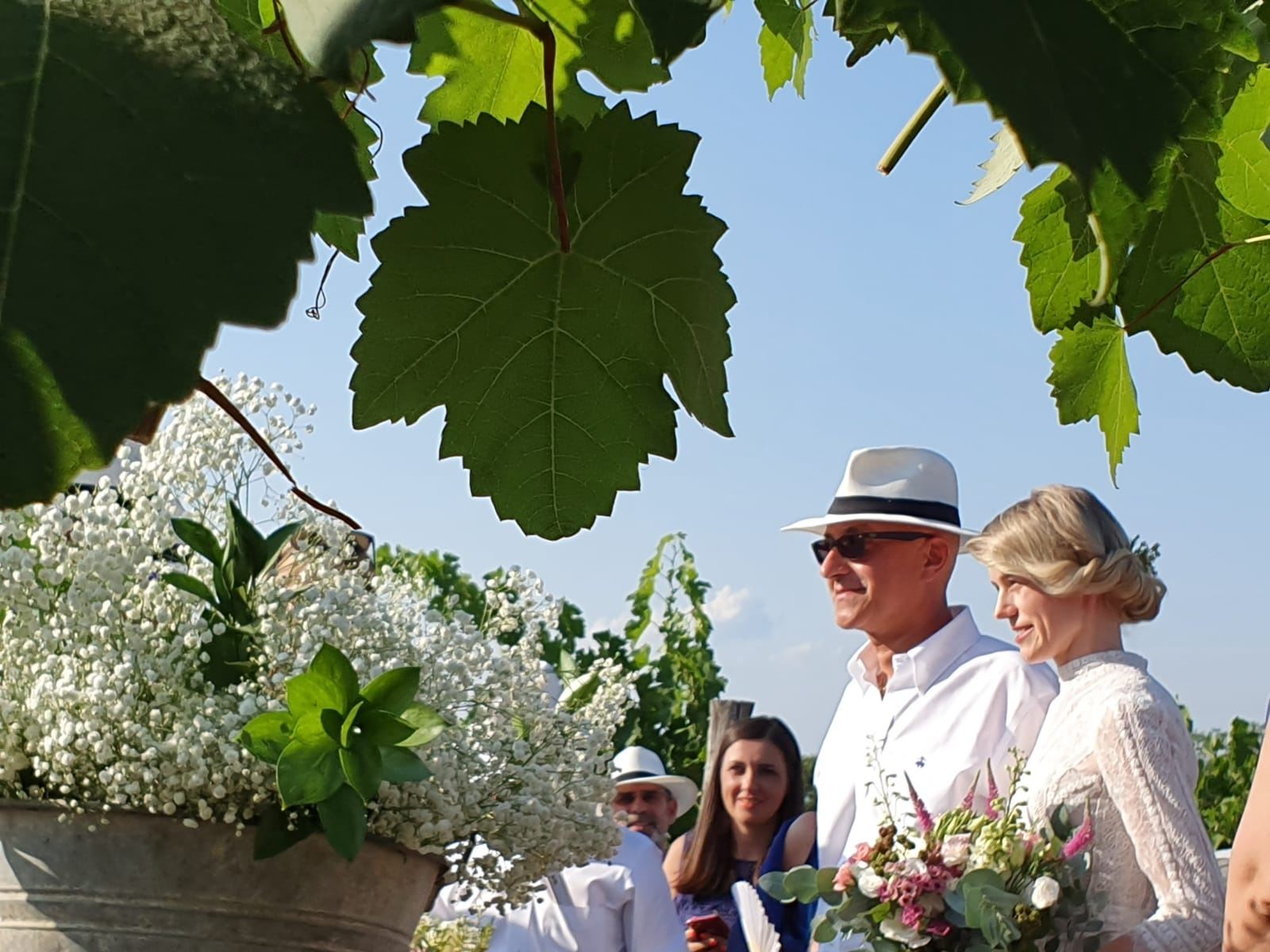 Matrimonio in Vigna Prime Alture Resort